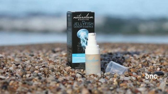 Sản phẩm Jellyfish Venom được chiết xuất 100% từ thiên nhiên.