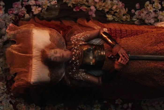 Đám tang của Frigga đã ảnh hưởng không nhỏ đến Thor.