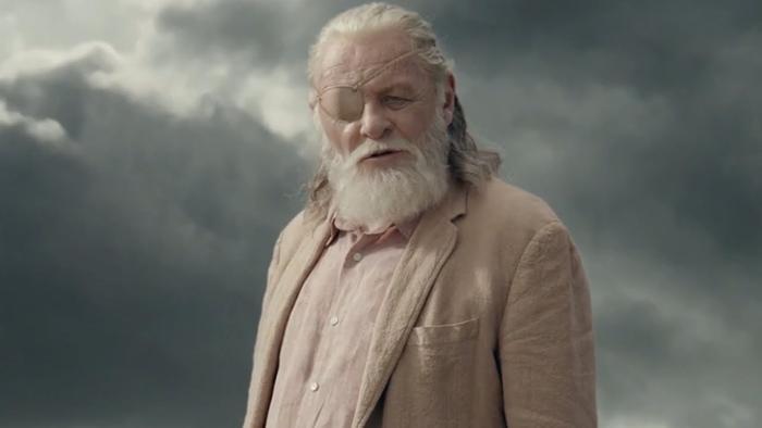 Odin cũng theo Frigga mà rời bỏ anh em nhà Thor.