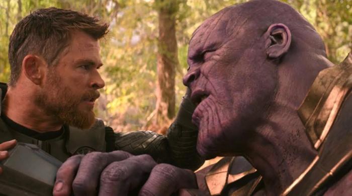 Sai lầm của Thor đã dẫn đến chiến thắng của Thanos.
