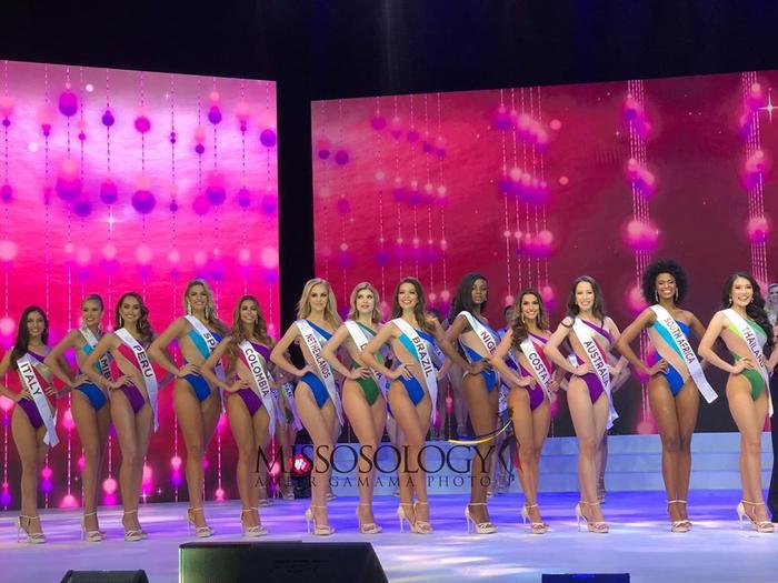 Mỹ nhân Tây Ban Nha cao 1m8 đăng quang Miss Asia Pacific Int 2019, Thu Hiền out-top ngỡ ngàng ảnh 4