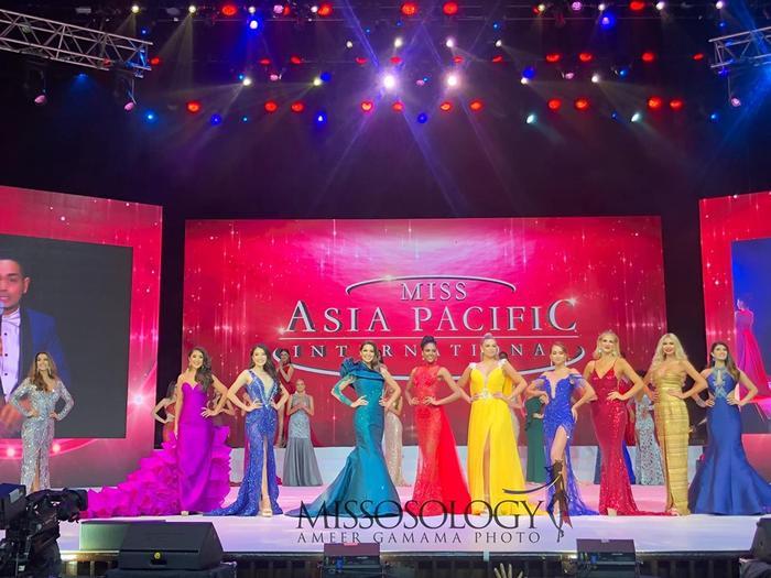 Mỹ nhân Tây Ban Nha cao 1m8 đăng quang Miss Asia Pacific Int 2019, Thu Hiền out-top ngỡ ngàng ảnh 5