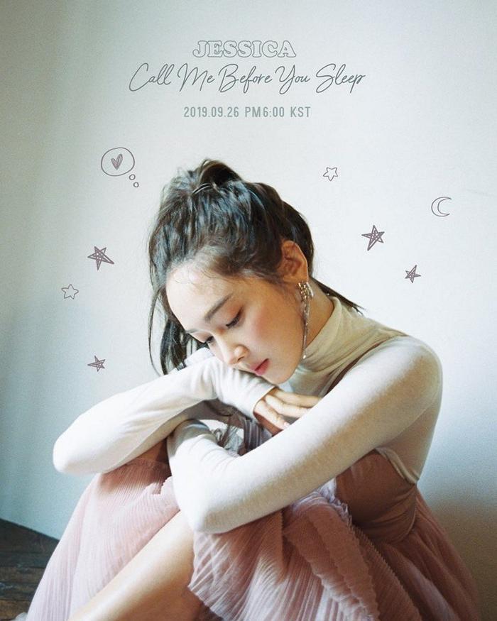 Jessica mới đây đã cho phát hành phiên bản tiếng nhật của ca khúc Call Me Before You Sleep.