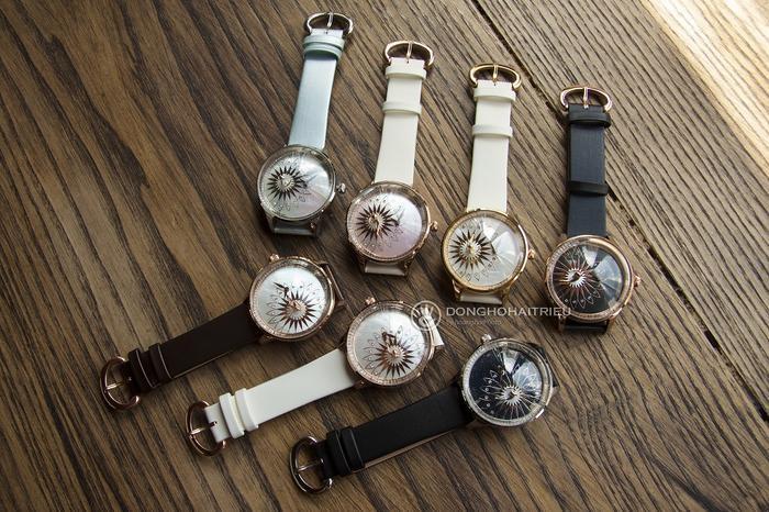 Đồng hồ Fouetté là thiết kế được nhóm khách hàng cao cấp rất yêu thích khi sở hữu nhiều điểm vượt trội.