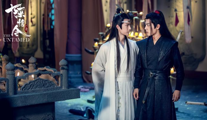 Hàn Quốc tung trailer Trần tình lệnh trước khi phát sóng nhưng lại nhận rổ gạch đá từ khán giả ảnh 2