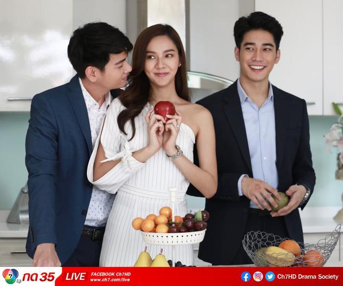 Xếp hạng rating phim truyền hình Thái Lan ngày 9/10/2019 ảnh 10