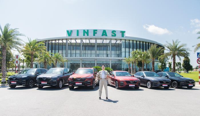 VinFast công bố Ngô Thanh Vân là đại sứ thương hiệu ảnh 4