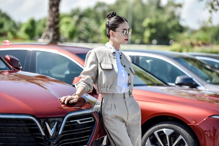 VinFast công bố Ngô Thanh Vân là đại sứ thương hiệu ảnh 2