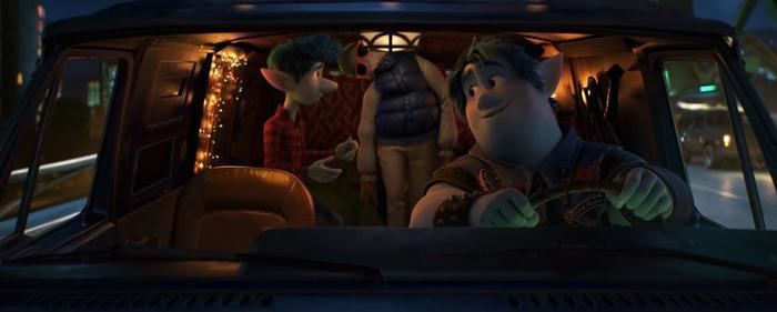 Trailer 'Onward': Cùng Tom Holland và Chris Pratt khám phá phép thuật đầu tiên của Pixar! ảnh 12