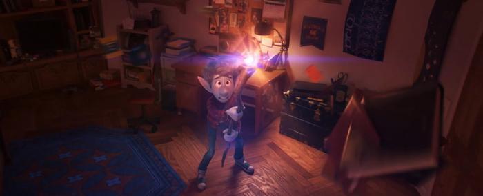 Trailer 'Onward': Cùng Tom Holland và Chris Pratt khám phá phép thuật đầu tiên của Pixar! ảnh 7