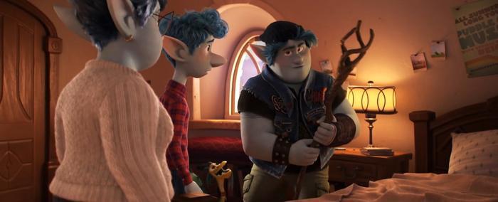 Trailer 'Onward': Cùng Tom Holland và Chris Pratt khám phá phép thuật đầu tiên của Pixar! ảnh 4