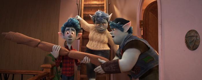 Trailer 'Onward': Cùng Tom Holland và Chris Pratt khám phá phép thuật đầu tiên của Pixar! ảnh 3
