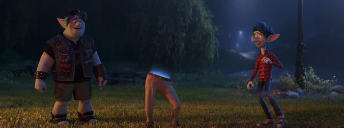 Trailer 'Onward': Cùng Tom Holland và Chris Pratt khám phá phép thuật đầu tiên của Pixar! ảnh 14