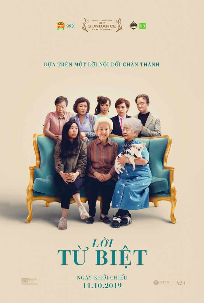 The Farewell - Lời từ biệt: Xúc động bởi sự chân thật, tình cảm gia đình và xu hướng phim châu Á ở Hollywood