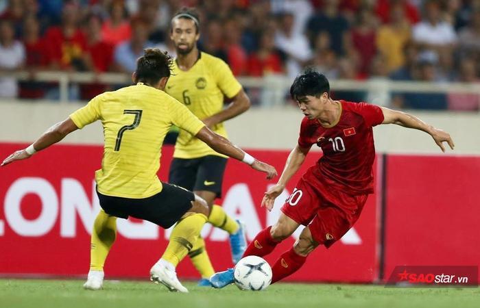 HLV Lê Thụy Hải cho rằng Việt Nam thắng xứng đáng trước Malaysia.
