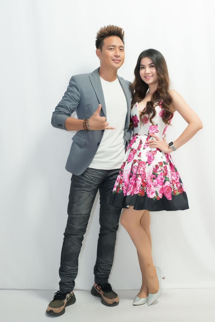 Vợ chồng Kha Ly - Thanh Duy