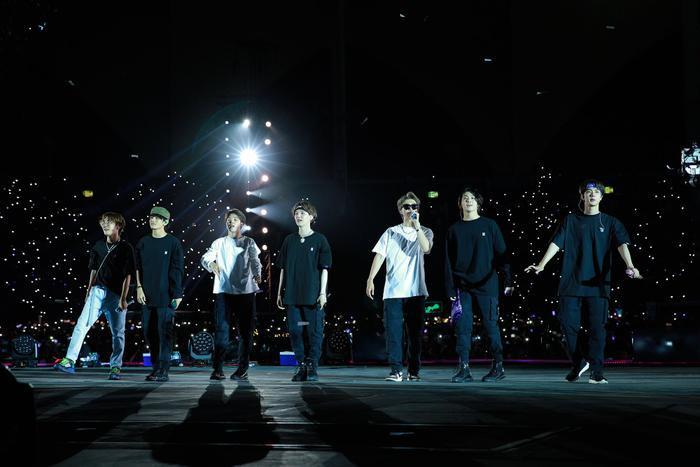 BTS đã cống hiến hết mình trong đêm concert…