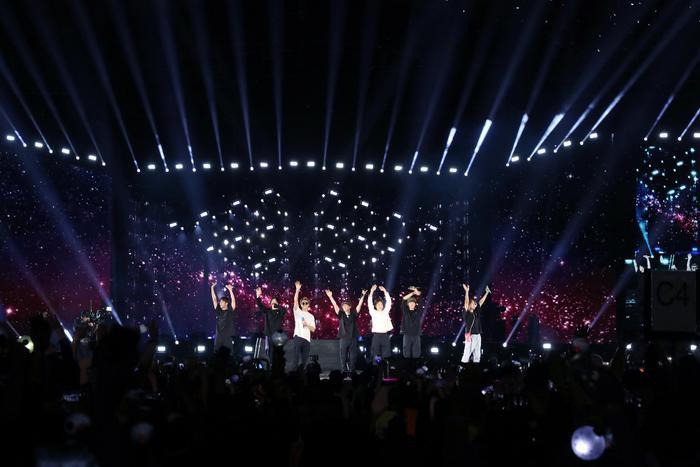 Cư dân mạng Hàn Quốc bày tỏ niềm tự hào về BTS.