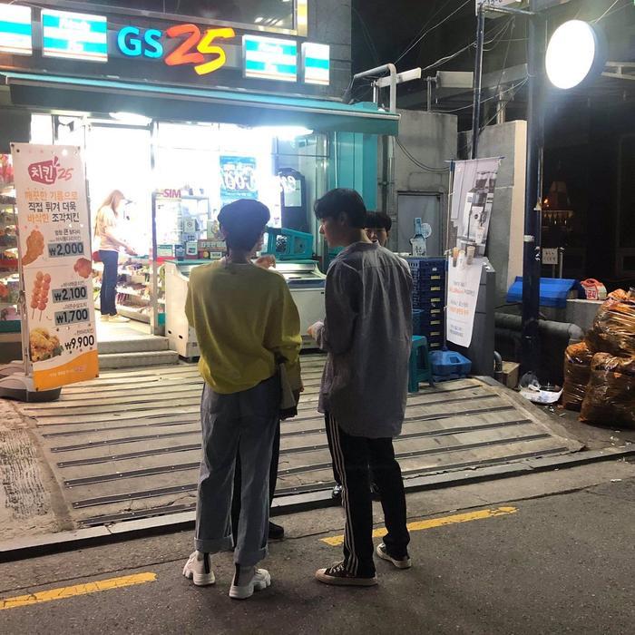 Trong dịp Tết trung thu mới đây, Woo Seok cùng Byung Chan và Cho Seung Yeon đã đi chơi cùng nhau.