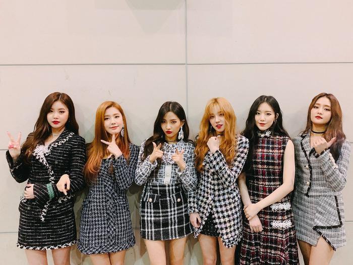 (G)-IDLE dẫn đầuBXH thương hiệu girlgroup tháng 10/2019.