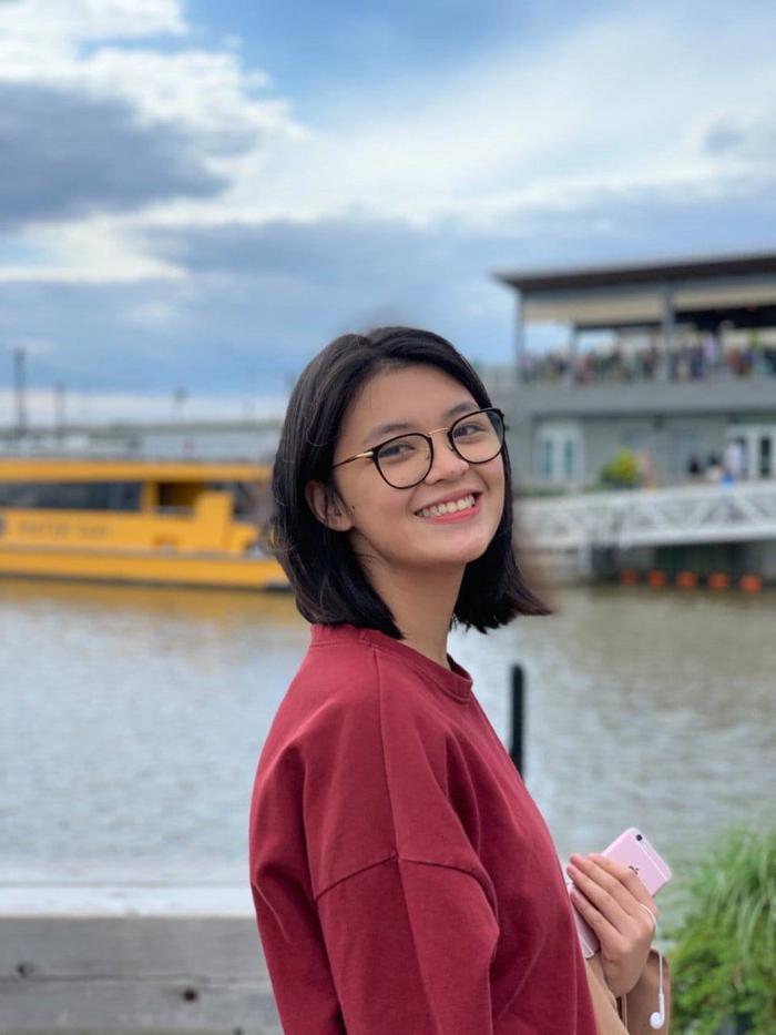 Nữ sinh Nguyễn Ngọc Hà