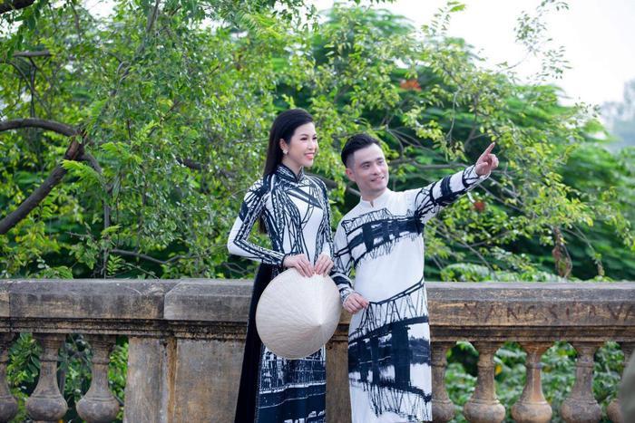 NTK Nhật Dũng nổi tiếng với tâm huyết dành trọn cho tà áo dài Việt