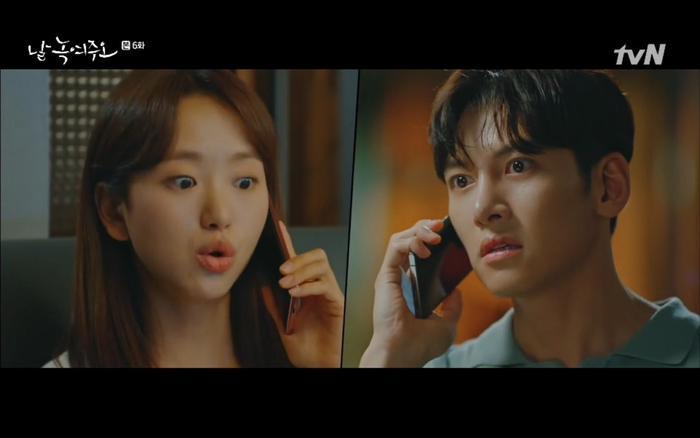 Những cuộc gọi quan tâm sức khỏe của Dong Chan cho Mi Ran dần thành thói quen.