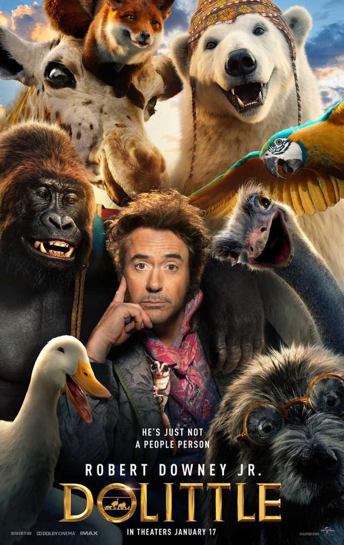 Trailer 'Dolittle': Robert Downey Jr. có thể nói chuyện với động vật? ảnh 5