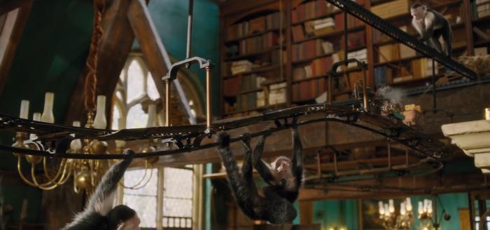 Trailer 'Dolittle': Robert Downey Jr. có thể nói chuyện với động vật? ảnh 2