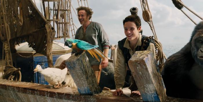 Trailer 'Dolittle': Robert Downey Jr. có thể nói chuyện với động vật? ảnh 13