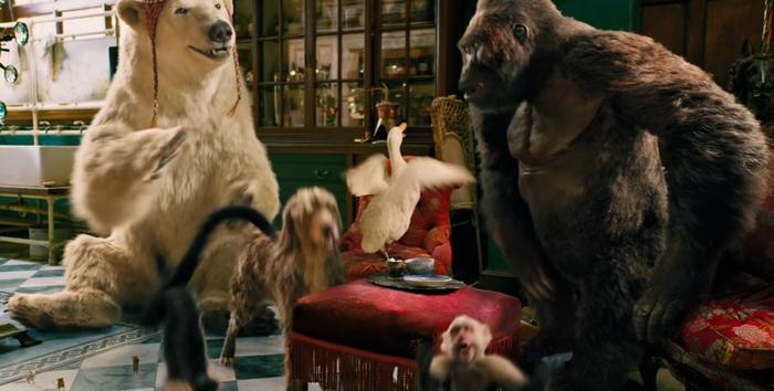 Trailer 'Dolittle': Robert Downey Jr. có thể nói chuyện với động vật? ảnh 4