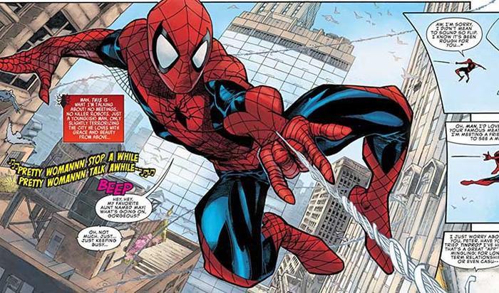 Đây dự đoán sẽ là chương đen tối và hiểm hóc nhất trong sự nghiệp và cuộc đời Spider-Man.