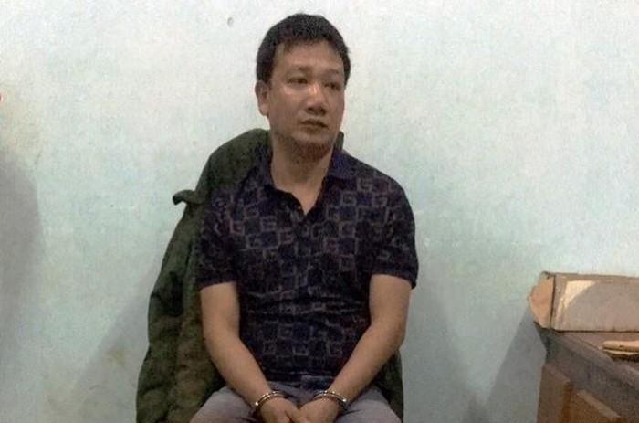 Vũ Kim Kiên - 1 trong 2 đối tượng trộm chó có hành vi chống người thi hành công vụ. Ảnh: Nhân Dân
