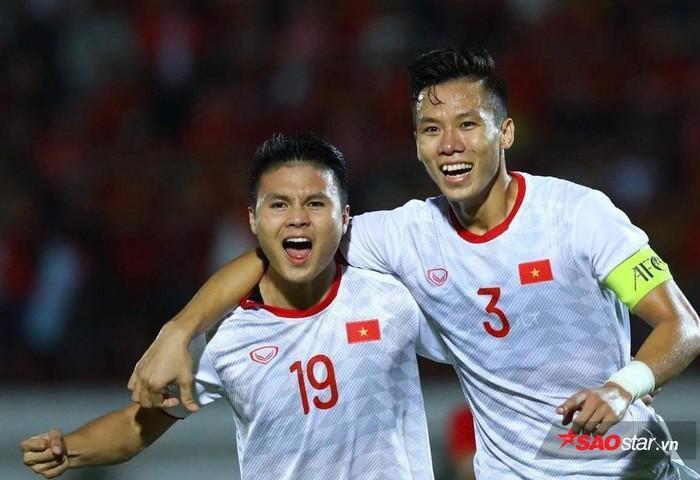 ĐT Việt Nam xuất sắc đánh bại ĐT Indonesia 3-1.