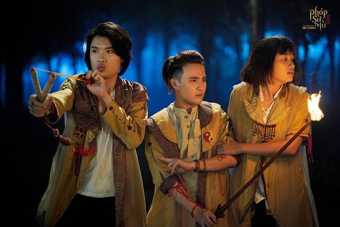 Pháp sư mù Huỳnh Lập bật mí Châu Tinh Trì là người có tầm ảnh hưởng lớn nhất với mình trong phong cách nghệ thuật ảnh 5
