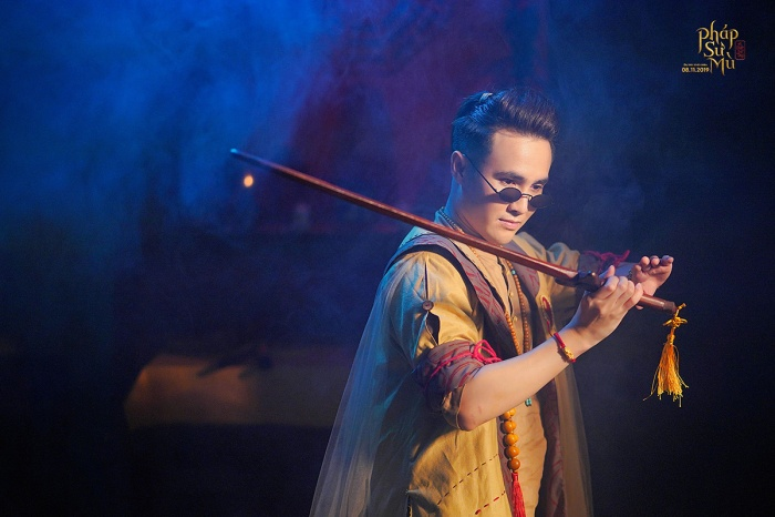 'Pháp sư mù' Huỳnh Lập bật mí về người có tầm ảnh hưởng lớn nhất trong phong cách nghệ thuật