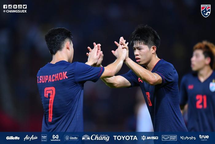 ĐT Thái Lan xuất sắc giành ngôi đầu bảng G qua 3 lượt trận.