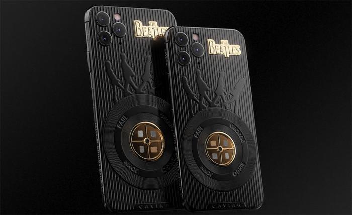 Giá khởi điểm cho phiên bản iPhone 11 Pro The Beatles là 11,190 USD (khoảng 260 triệu đồng).
