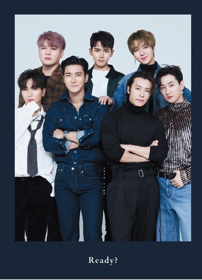Super Junior quay lại ghi hình quảng bá cho album mới nhưng không có sự tham gia của khán giả.