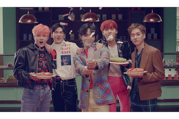 Fan rần rần khi nhóm Nu'est tung teaser cho ca khúc comeback Love Me.