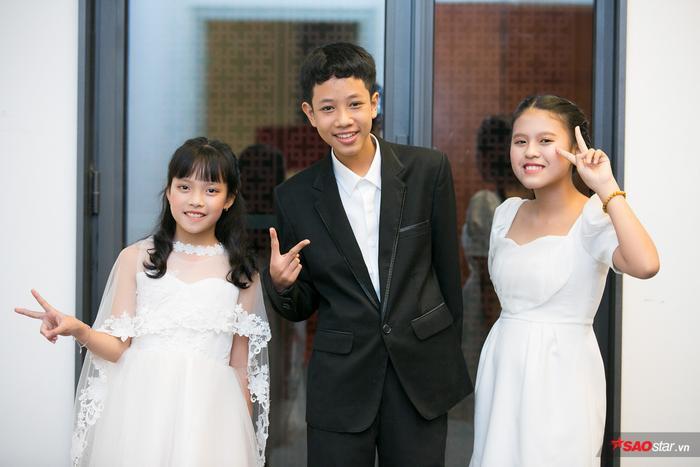 Đức Khôi hóa hoàng tử bên 3 nàng công chúa Bảo Hân  Linh Đan  Hồng Thúy tại đêm nhạc ý nghĩa ảnh 9