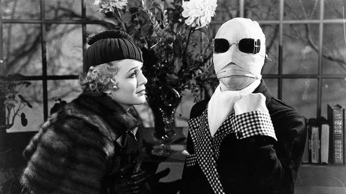 The Invisible Man trở lại trong vũ trụ đen tối của Blumhouse.