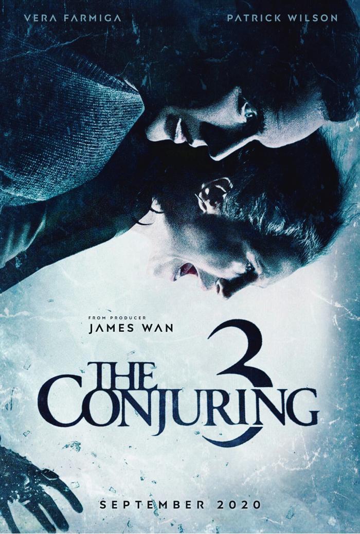 'The Conjuring 3' tung tựa phim cùng ngày ra mắt chính thức! ảnh 1