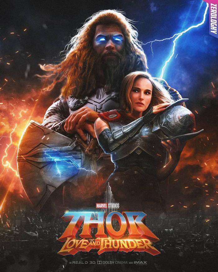 Thor Love and Thunder: Liệu thần sấm bụng còn bự trong phần tiếp theo? ảnh 6