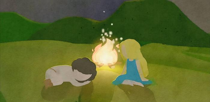 Lauv sử dụng nhân vật hoạt hình để thay cho sự xuất hiện của mình.