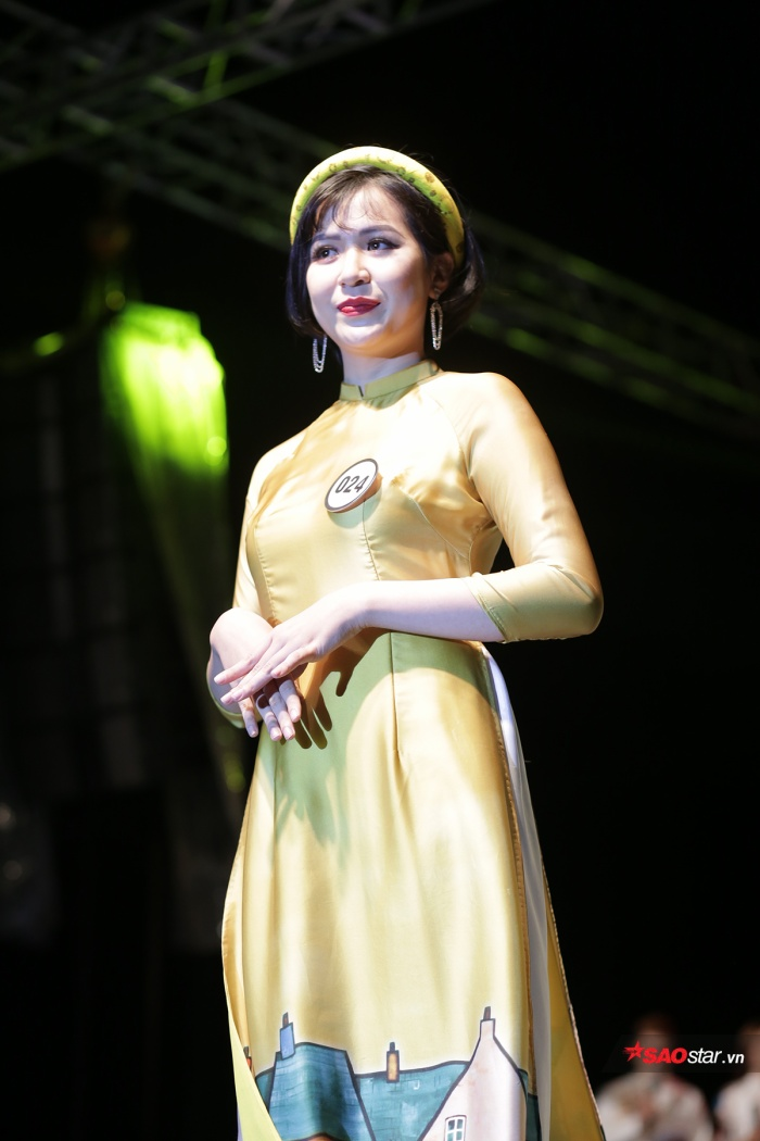 Đêm 18/10, không khí chung kết cuộc thi Hoa khôi ĐH Hà Nội – Glorious HANU 2019 đã thực sự bùng nổ.