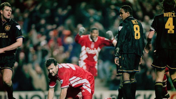 Những trận derby nước Anh giữa M.U và Liverpool luôn được đón chờ một cách cuồng nhiệt.
