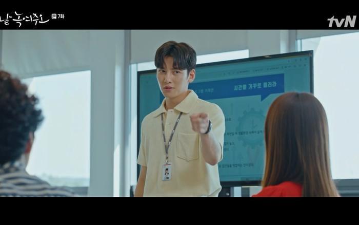 Phim Melting Me Softly tập 7-8: Won Jin Ah chủ động cưỡng hôn Ji Chang Wook, bắt đầu quan hệ yêu đương? ảnh 8