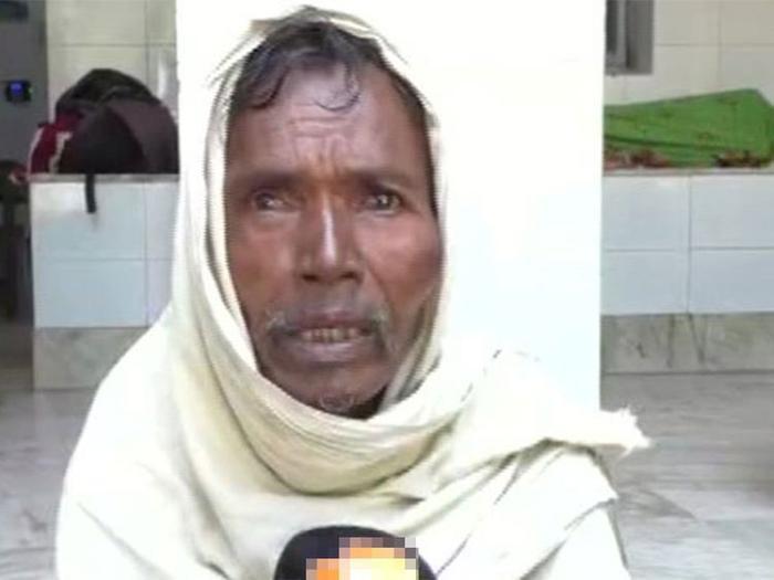 Simanchal Mallick được gia đình cho là đã chết bất ngờ sống lại