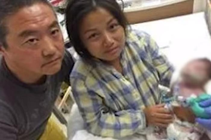 Đứa con đầu lòng đã mất của Quỳnh Trần JP